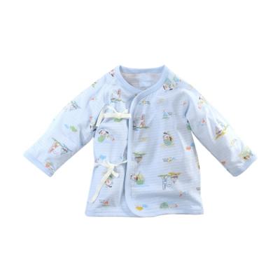 魔法Baby 嬰兒肚衣 台灣製春夏薄款純棉護手肚衣 b0338