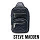 STEVE MADDEN-BDINAH 品牌LOGO壓紋潮流單肩背包-黑色 product thumbnail 1