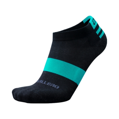 【2PIR】銀纖維抗菌除臭運動襪 超值三入組 湖綠