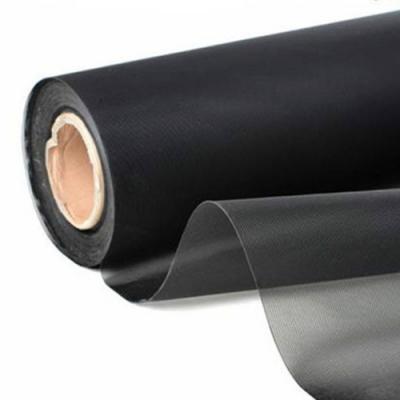GC01-40RL 24目4尺寬 整捲售 超透視黑色 防微塵尼龍塑膠網 高強度