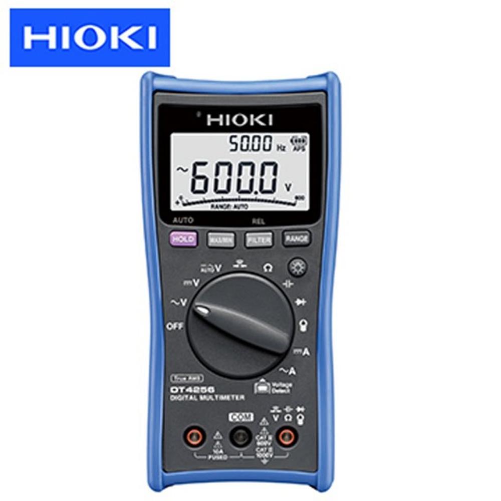 【HIOKI】數位三用電表 DT4256