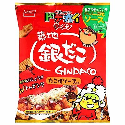 Oyatsu 超大點心麵-醬汁章魚燒風味(66g)