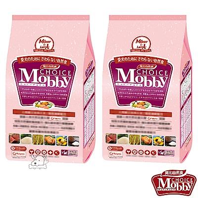 Mobby 莫比 羊肉+米 小型幼母犬配方飼料 1.5公斤 X 2包
