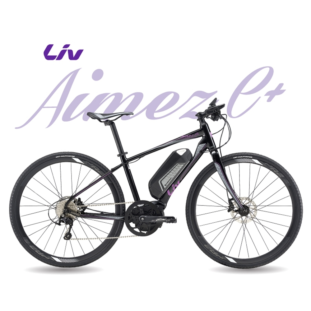 GIANT Aimez E+ 公路運動型電動輔助自行車