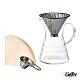 TCoffee HARIO-V60白金金屬濾杯咖啡壺組700ml product thumbnail 1