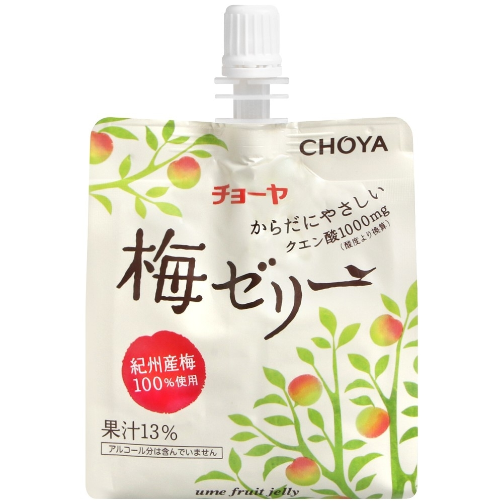 CHOYA 紀州梅子凍飲(180g)