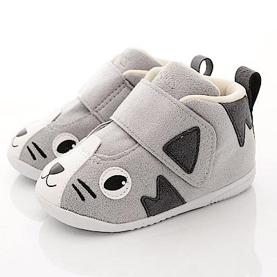 亞瑟士SUKU2機能鞋 護踝穩定款 ON24-13灰(寶寶段)