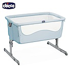 chicco-Next 2 Me多功能移動舒適床邊床-水漾藍