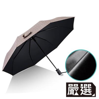 嚴選 抗UV摺疊傘 防曬太陽傘 防風抗斷 自動開收傘