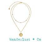 Wanderlust+Co索利斯項鍊