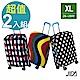 【買一送一】JIDA 印花款行李箱彈力布保護套(28吋) product thumbnail 1
