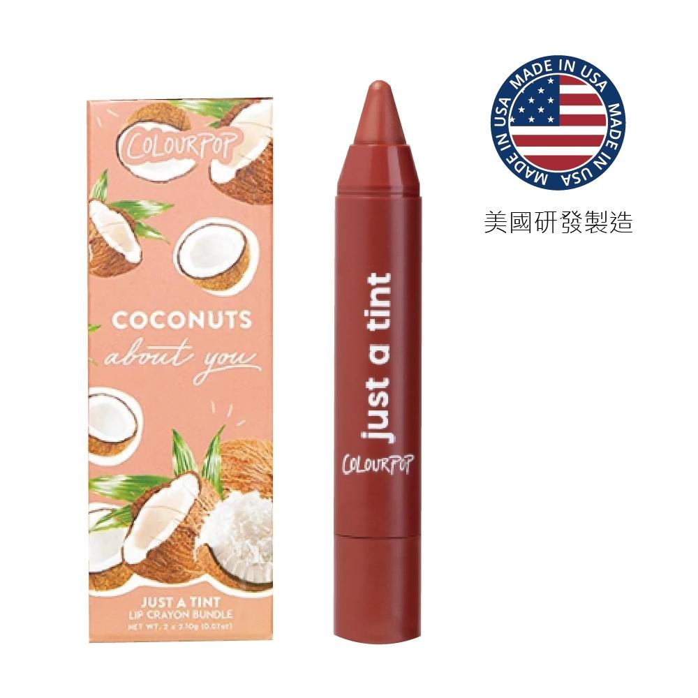 Colourpop 蠟筆唇膏 cherry pickin 3.2g