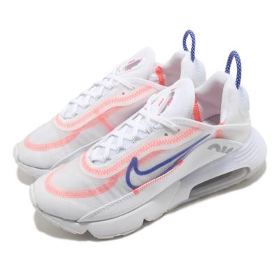 Nike 休閒鞋 Air Max 2090 運動 女鞋 氣墊 避震 舒適 簡約 球鞋 穿搭 白 紅 CT1290100