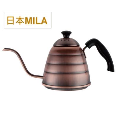 日本Mila 手沖壺900ml(細口壺/雲朵壺/咖啡壺)