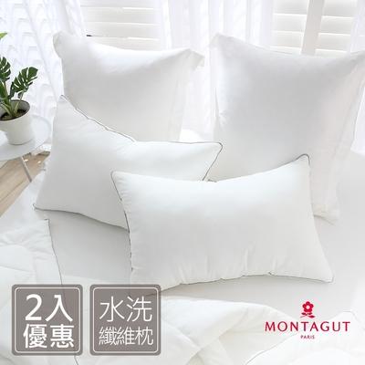 (買一送一)GOLDEN-TIME-抗菌鋪棉壓縮枕