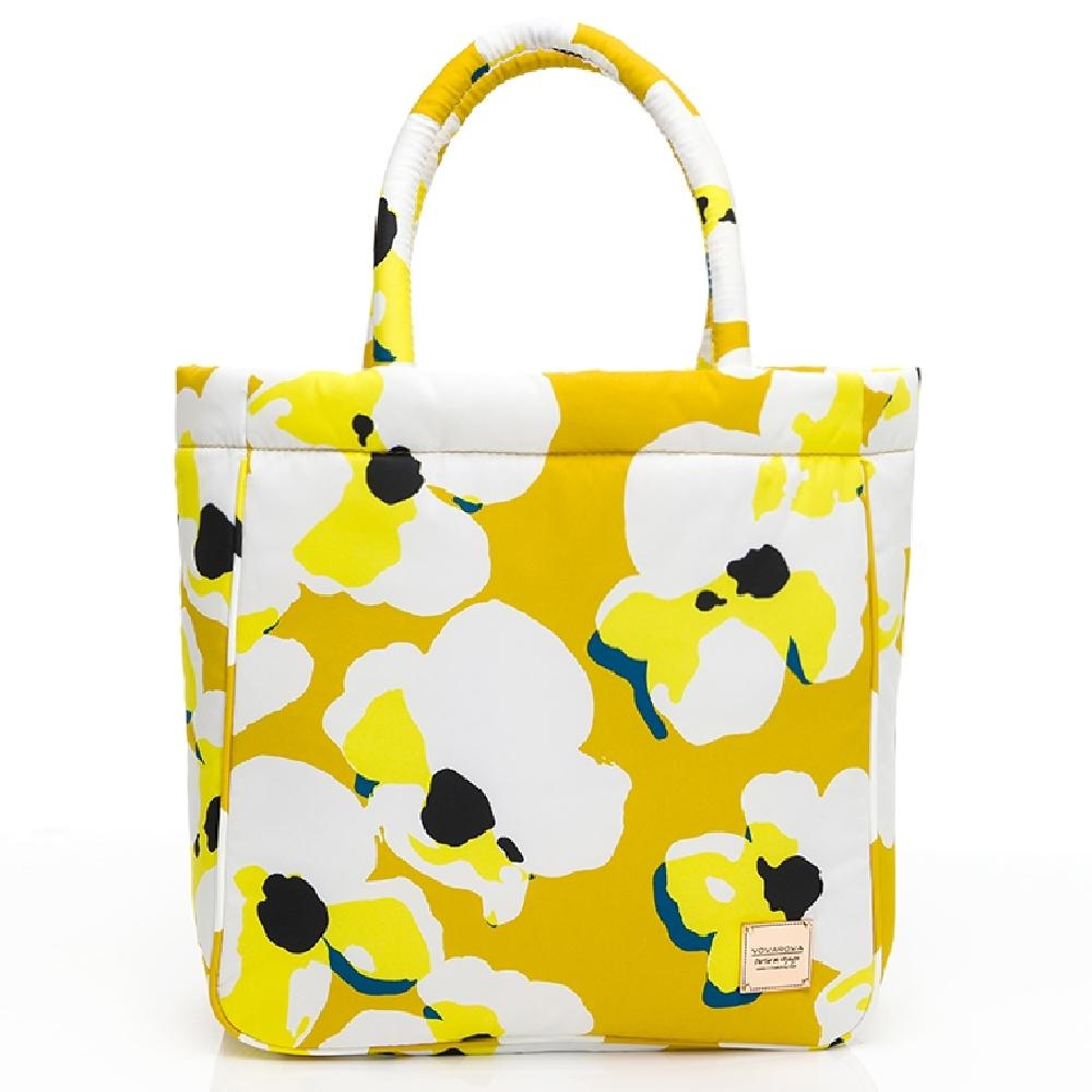 VOVAROVA空氣包-簡約手提包-翻糖朵朵系列/萊姆甜心
