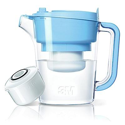 3M 即淨長效濾水壺-晴空藍(內含濾心)