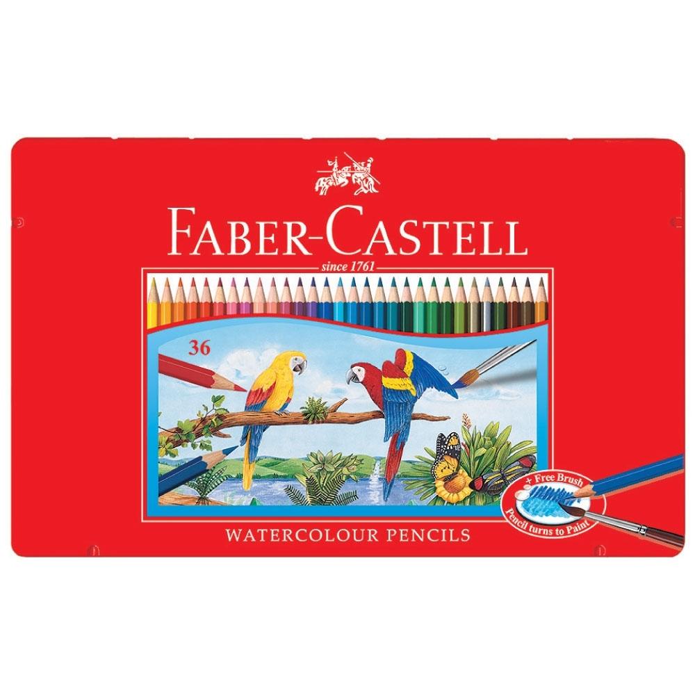 FABER-CASTELL  水性色鉛筆36色