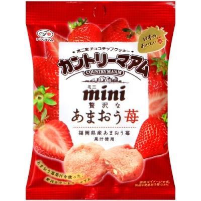 不二家 鄉村餅[草莓](47g)
