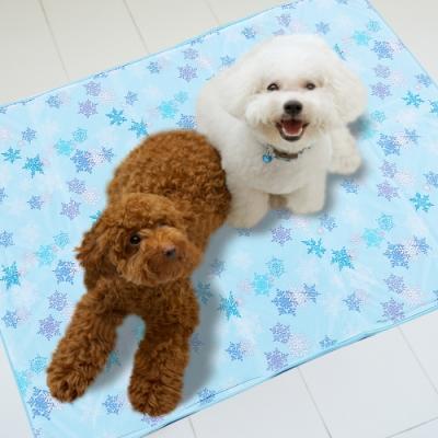 【BRI-RICH】日式3D立體超涼爽寵物冰涼墊-大2入