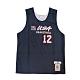 M&N Authentic球員版練習賽雙面球衣 96 Dream Team #12 John Stockton product thumbnail 1