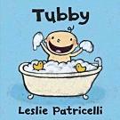 Tubby 洗澎澎硬頁書(美國版)