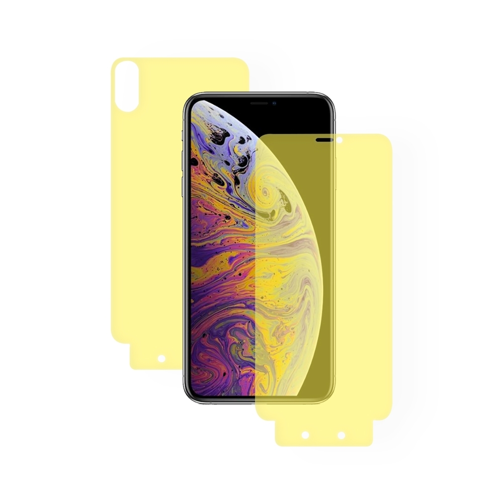 LUCCIDA Apple iPhone Xs 犀牛皮防爆膜