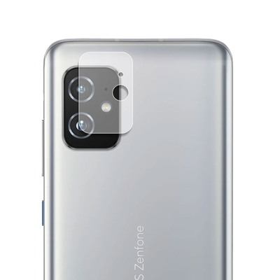 o-one小螢膜 ASUS ZenFone 8 犀牛皮鏡頭保護貼 (一組兩入)
