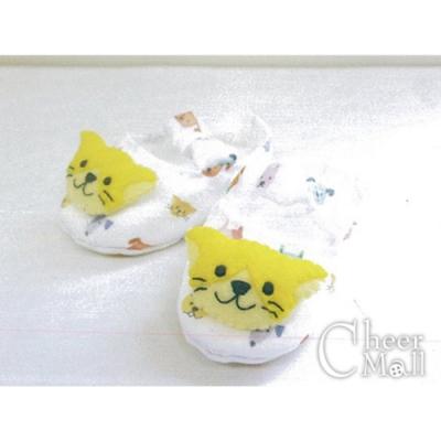 me-in Baby MAIM-小老虎嬰兒鞋材料包