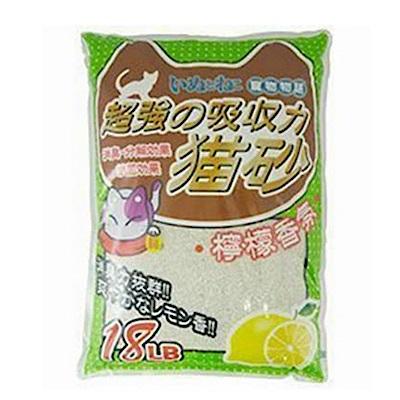 寵物物語 大福檸檬貓砂 18LB 三包組
