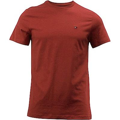 Tommy Hilfiger T-SHIRT 短袖 T恤 紅色 1040
