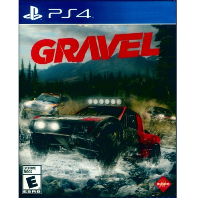 砂礫賽車 Gravel - PS4 英文美版