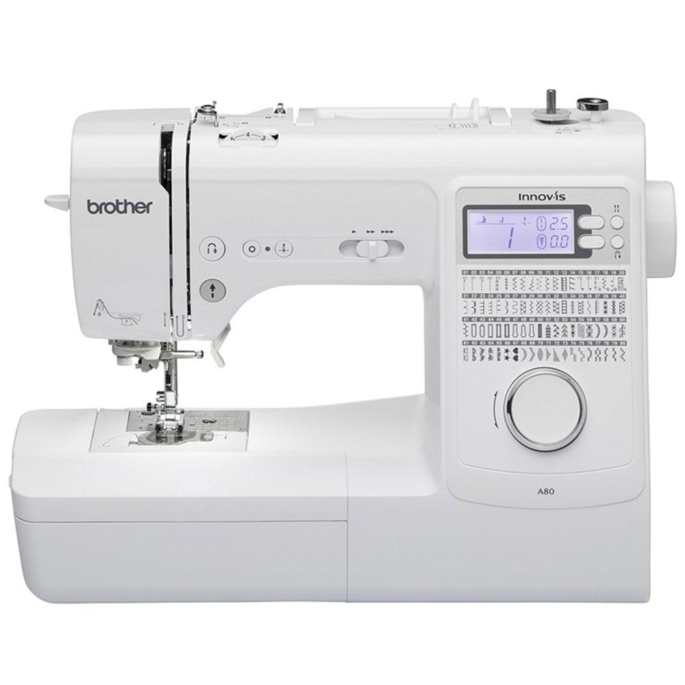 日本brother A-80 縫紉之星智慧型電腦縫紉機