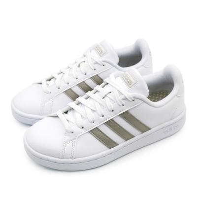 ADIDAS GRAND COURT 女 白 休閒鞋