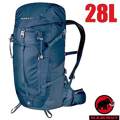 MAMMUT Lithium Pro 輕量登山健行攀登背包28L_藍冠鴉