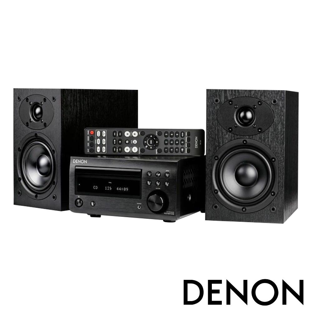 DENON CD  藍牙 Hi-Fi 床頭音響組合 D-M41