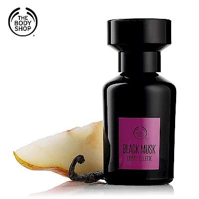 The Body Shop 黑麝香淡雅香水30ml