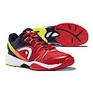 HEAD Sprint 2.0 兒童網球鞋-紅/鳶尾黑 275108