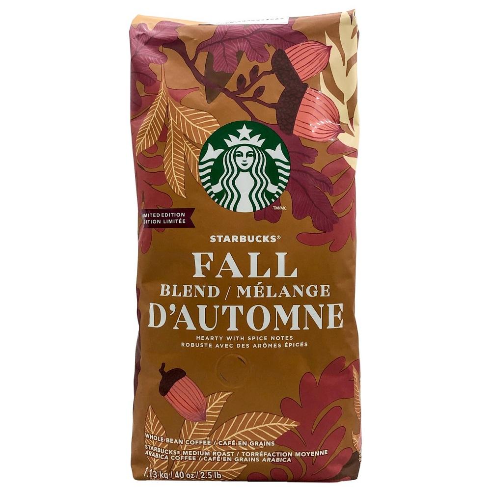 星巴克STARBUCKS 秋季限定咖啡豆(1.13公斤)
