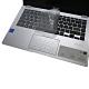 EZstick ASUS E410 E410MA 夢想藍 專用 奈米銀抗菌 TPU 鍵盤膜 product thumbnail 2