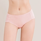 Clany可蘭霓 台灣製美膚無痕面膜褲 M-XL 甜蜜粉