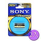 SONY CR123A 3V 一次性鋰電池拍立得 照相機.手電筒.閃光燈等電子產品適用