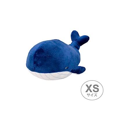 MARSHMALLOW(棉花糖系列) 鯨魚海神旅行玩偶
