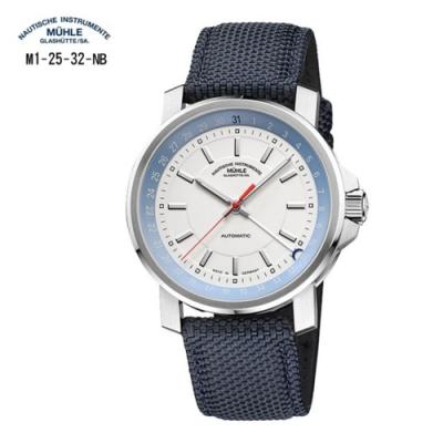 【格拉蘇蒂·莫勒】Sporty Instrument Watches運動系列(M1-25-32-NB 機械男錶)