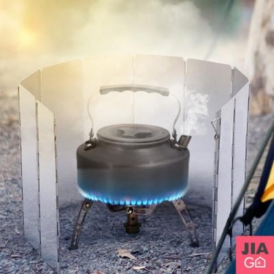 JIAGO 鋁合金擋風板(10片/組)