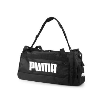 PUMA Challenger運動大袋 黑白