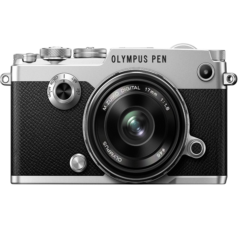 OLYMPUS PEN-F + 17mm f/1.8 定焦鏡組 (公司貨)