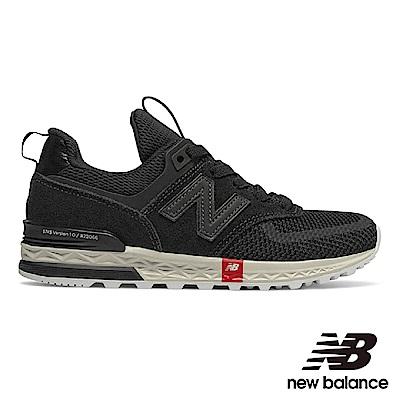 New Balance 童鞋 PH574BL-W 黑色