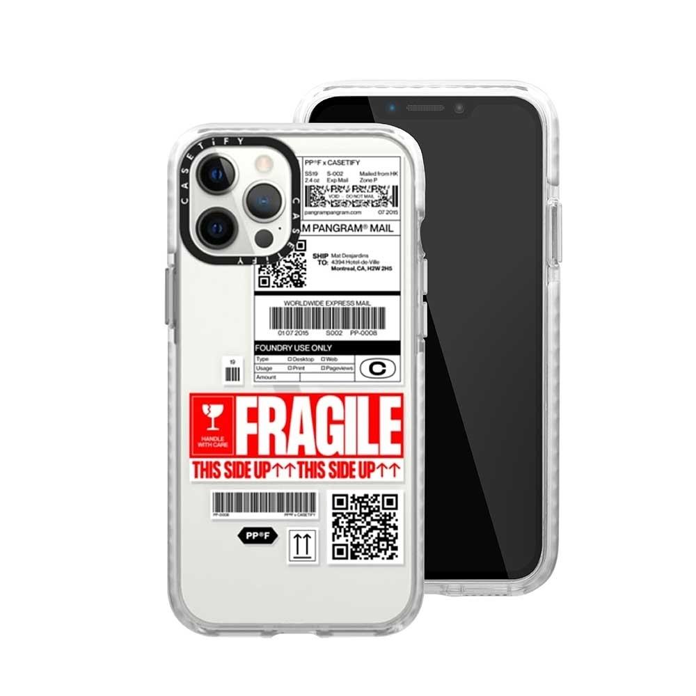 Casetify iPhone 12/12 Pro 耐衝擊保護殼-金牌快遞