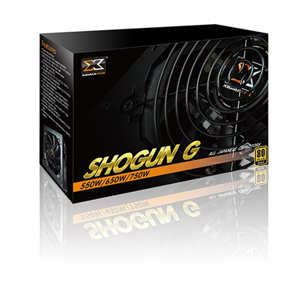 Xigmatek SHOGUN G/將軍 G 650W/80+金牌